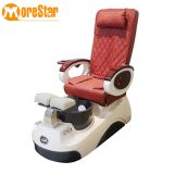 Royal beauty salon pedicure chair with gel basin