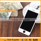 High quality LCD Display Touch Digitizer Complete Screen with Frame Full Assembly Replacement for iPhone 5 5S 5C
