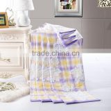 2015 wholesale China Supplier 100% thick big bath towel / toweling coverlet / towel blanket 150*200cm 1200g