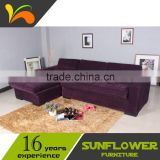 Modern Home Furniture Corner Sofa Folding Sofa Couch Sleeper Bed with Storage                                                                         Quality Choice                                                     Most Popular