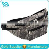 Camouflage Print Water Resistant Nylon Military Waist Bag Men's Military Waist Bags Tan                                                                         Quality Choice