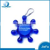 Keyring Plastic Bottle Opener With Custom Logo