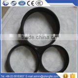 The most popular 4'' concrete pump clamp coupling nature rubber ring