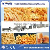 Fried Snack Pellet Chips Production Line