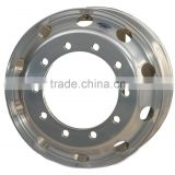 passenger alloy bus wheel/ heavy duty aluminum truck wheel rims hot sales
