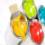hollow glass beads as chemical additives for water-based paint and coating