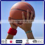 Best Price From Factory Mens's Rubber Basketball for Adults Training