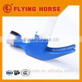 Shungong Heat - High quality blue insulated handle claw hammer /security hammer