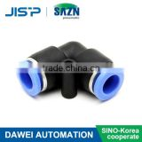 Sino-Korea Cooperate factory PV Air Quick Coupler Connector Pneumatic Fitting