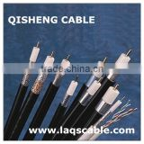Qisheng cable cable trunking with power wire CCTV cable CE ISO RoHS ETL SGS approved factory outlet