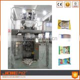 JOIE JEV-420G Automatic vertical popcorn packaging machine combine 10 heads dimple scale
