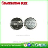 Changhong hot sale 3v lithium Button batteries CR2025 new cr2025 3v 150mah lithium battery