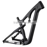2016newest design fat suspension bike 26er mtb strong full dual suspension snow bike frame travel 120mm                                                                                                         Supplier's Choice