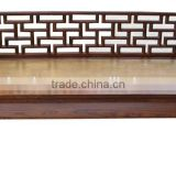 Chinese antique furniture wholesale wood carving sofa arhat bed                                                                         Quality Choice