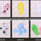 SLP-16/14/15, wholesale cheap pink pedicure slippers for nail salon