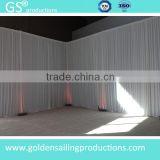 used protable pipe and drape for party, wedding pipe and drape                                                                         Quality Choice