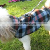 Customize Polar fleece warm sleeveless dog coats,pet t shirt