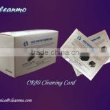 Cleanmo's card Printer Cleaning Card