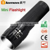 1w Strong Light 300 meter 2012 police flashlight, Led Mini Flashlight                                                                         Quality Choice