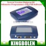2015 Top-Sale Professional Odometer Programmer Digiprog III Mileage change tool Digiprog 3 v4.94 with Free Shipping