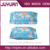 private label canister refillable baby wipes with iso certificate