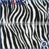 African style zebra stripe texture dyed fabric with various design and beautiful printing