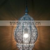 Traditional Moroccan Hanging Lamp