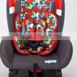 2016 hot selling baby Convertible Booster with base, kids car seat