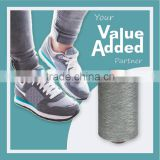 Made in Taiwan CD Polyester DTY Yarn for Nike Sports Shoes
