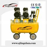 1.5KW oil free portable air compressor for breathing