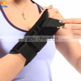 Adjustable crossfit pain relief wrist band neoprene wrist support weight lifting weight wrist wrap                                                                         Quality Choice