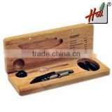 Customized small tool wood box with lids HCGB8033                                                                         Quality Choice