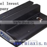 MR-500D fingerprint magnetic smart card reader for bank teller device with fingerprint reader