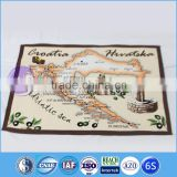 china wholesale textile 100% cotton printed tea towels