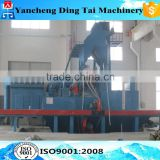 Specializing in the production of rust cleaning, shot blasting machine, Yancheng