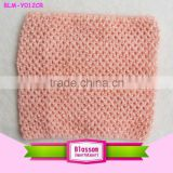 2015 wholesale Boutique Girls crochet tube top for TUTU DRESS