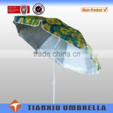 waterproof side pole white poolside single layer Rome umbrella,cheapest and hot selling sun umbrella fabric