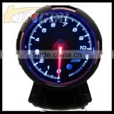 High Quality 60MM Universal Racing Car Auto RPM Meter Gauge Tachometer