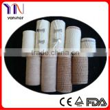 skin color crepe bandage roll CE FDA Certificated Manufacturer