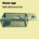 Cheapest Steel Mouse Trap Cage cheap Rat cage FACTORY PRICE Patent holder