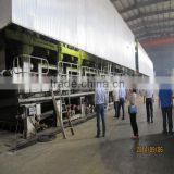 4300mm 180t/d Capacity Test Liner Board Making Machine/Fluting Paper Machine