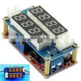 led driver constant and adjustable current 2A 3A 5Amax 5-30V 24v to 0.8-29V 12v 8v step down converter voltmeter ammeter