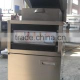 Digital control electric and gas high pressure chicken fryer machine