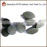 20#,30#,60#,100#,120#,150# Diamond Grinding Segment for Concrete Welding on HTC Pad for Grinder