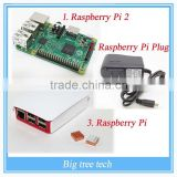 Details about Raspberry pi 2 1GB KIT Official Case & Power Supply (2.5A, micro USB, US Plug)