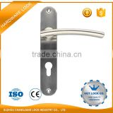 Stainless Steel Furniture Handles Door Handle Lock Set