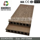 To Argentine Republic WPC Decking Board with High Quality/WPC decking Manufacturer In China