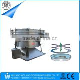 body shaker vibration sieve machine from Xinxiang Weiliang