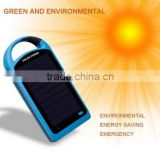 2016 portable solar electric bike power bank solar power bank charger for iphone xiaomi power bank