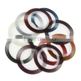 Mixed Color Rolls Glittered Striping Tape Line DIY Nail Art Tips Decoration Sticker Nail Tape